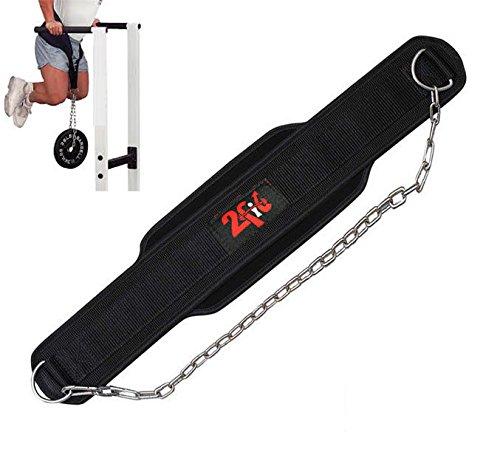 Fit cinturón de inmersión de neopreno para levantamiento de peso para gimnasio