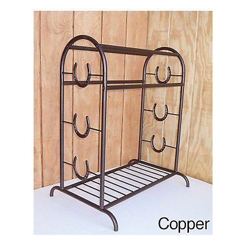 Apple Picker Trophy Saddle Rack Copper Vein for sale  Delivered anywhere in USA