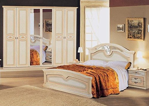 Le Chic Camera da Letto Classica Avorio decape\' Decorata ...