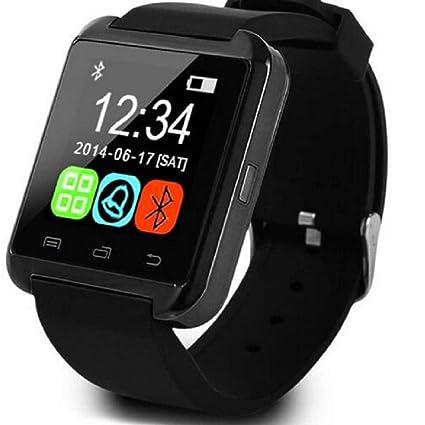 YHONG-Watch Reloj Inteligente Bluetooth, Smartwatch Pantalla ...
