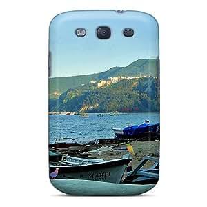 High Grade NikRun Flexible Tpu Case For Galaxy S3 - Amasra