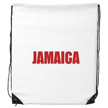 Cold Master Diy Lab Jamaica Country Name Red Drawstring