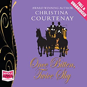 Once Bitten Twice Shy Audiobook