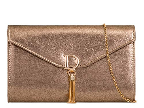 Handbags Clutch Leahward Champagne Evening Chic Wedding Women's Bag 744 R611qw4zA