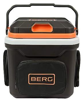 Berg - Nevera eléctrica Grande de 24 litros, para Acampada, Playa ...