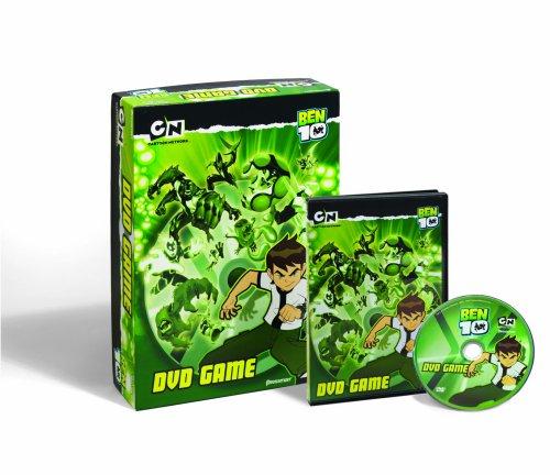 Ben 10 DVD Game by Pressman