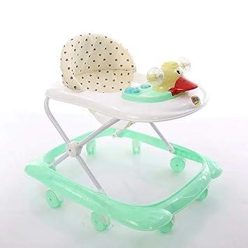 Amazon.com: Baby Walker Bouncer, centro de actividad móvil ...