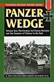 Panzer Wedge: The German 3rd Panzer Division and the Summer of Victory in the East (Stackpole Military History Series)