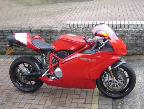 04-05 Motorcycle OEM Motorbike ABS Plastic Injection Fairing Fit For Ducati 999 2005-2006