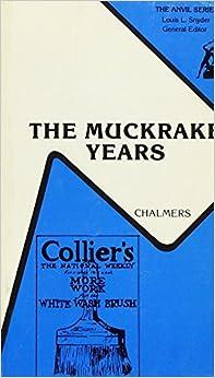 Book The Muckrake Years