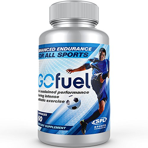 Go Fuel – Sports Nutrition Endurance. Energy to maximize your workout – Strength and endurance when you need it – Electrolytes for peak performance – Increase stamina for running, soccer, bicycling, basketball, swimming & football – Highest quality sports performance supplement