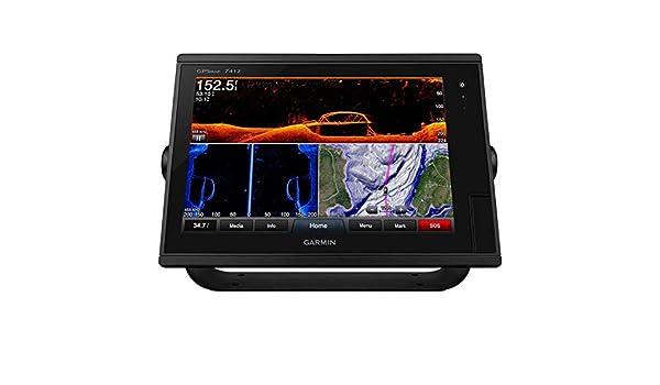 Garmin GPSMAP 7412 J1939 Vollständig netzwerkfähiger mit 12-Zoll-Display con Tarjetero, Unisex Adulto, Negro, Talla única: Amazon.es: Deportes y aire libre