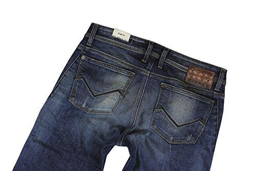 ENERGIE Herren Jeans Hose Modell PRESLEY TROUSERS Slim Fit Straight Leg