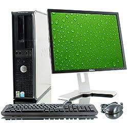 Dell Optiplex 755 Intel Core 2 Duo 2300MHz 1 Terabyte Serial ATA HDD 4096mb DDR2 Memory DVD ROM Genuine Windows 7 Professional + 19