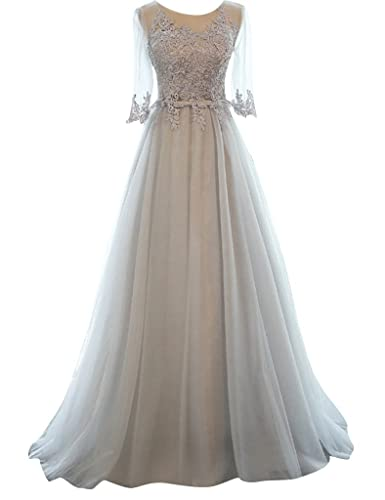 Review ASBridal A line Tulle