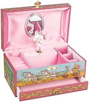 Goki - Caja de música para bebé (60064): Amazon.es: Juguetes y juegos