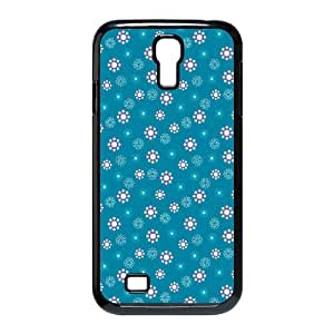 Retro Floral Series Use Your Own Image Phone Case for SamSung Galaxy S4 I9500,customized case cover ygtg597811