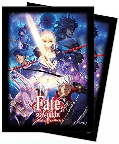 Fate Cards (Official Fate/stay night