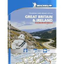 Michelin Great Britain & Ireland Road Atlas