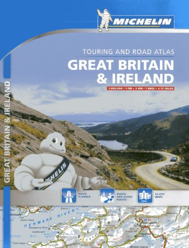 Michelin Great Britain & Ireland Road Atlas (Atlas (Michelin)) ()
