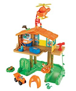 Fisher Price Diego's Talking Rescue Center