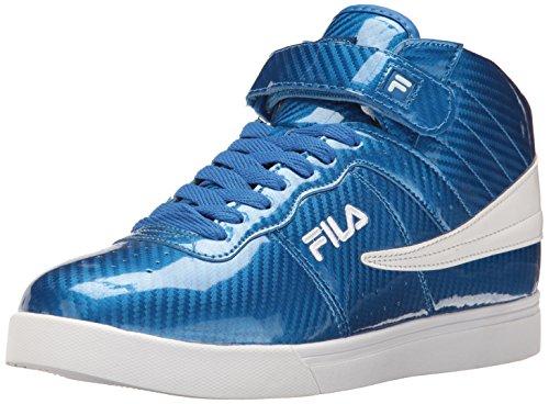 Fila Men's Vulc 13 Windshift Walking Shoe, Prince Blue/Prince Blue/White, 12 D US (Fila Sport Shoes Men)