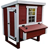 OverEZ Medium Chicken Coop (Houses up to 10 Chickens)