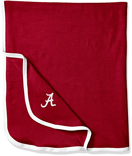 NCAA Alabama Crimson Tide Infant Blanket, One Size, Crimson/