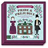 Pride & Prejudice: A BabyLit Counting Primer Board Book and Playset (BabyLit Playset)