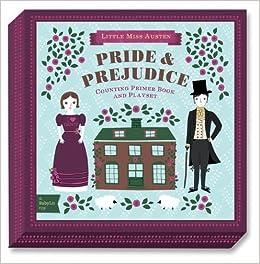 Epub Gratis Babylit Pride & Prejudice Playset With Book: Counting Primer Book And Playset