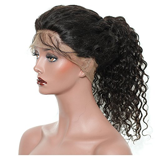 Eayon Hair 360 Lace Frontal Wigs With Baby Hair For Black