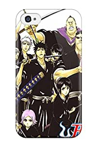 Best Faddish Bleach Case Cover For Iphone 4/4s 8325077K11106727