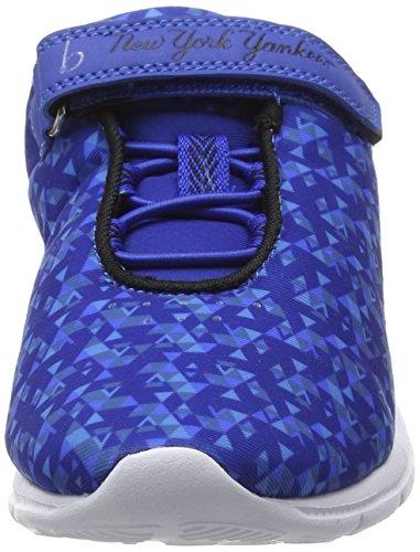 Kid Mlb Unisex Ev Azul Baphomet Niños Bleu classic Zapatillas Deporte black Blue De 5nnxpqrY1