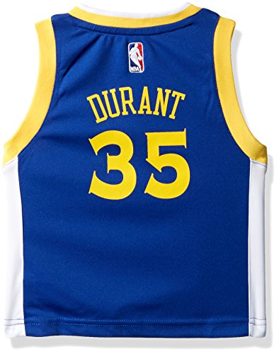 (Outerstuff Toddler Replica Road Player Jersey, Kevin Durant, 3T)