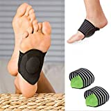 Dukars Foot Pain Relief Insole Cushioned Arch Supports