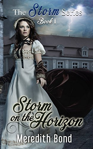 book cover of Storm on the Horizon