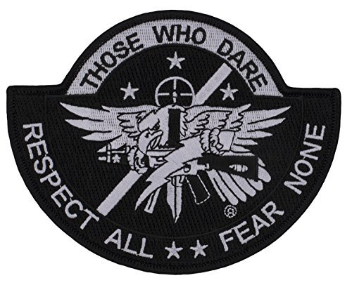 - Center Mass SWAT Team - Those Who Dare Patch 5