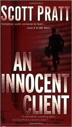 Book An Innocent Client