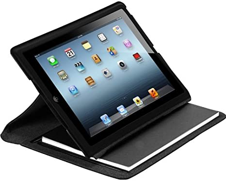 Amazon.com: Targus Bloc de notas funda tipo libro para iPad ...