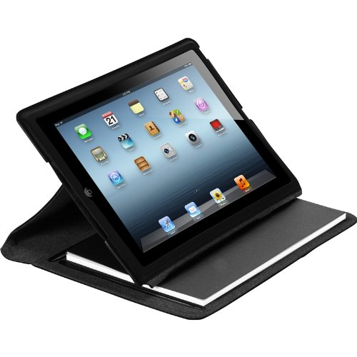 Targus Notepad Folio Case for iPad Air, Black (THZ187US)