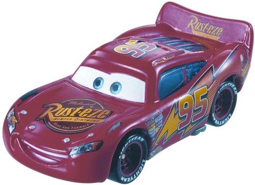 ライトニング・マックィーン タールバージョン #95(レッド) 「カーズ」 キャラクターカー12 N1913の商品画像