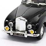 ROAD SIGNATURE Bentley R Type 1954 Vehicle (1:43 Scale), Black