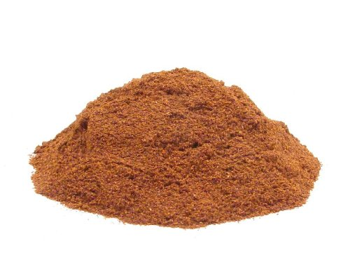 Ancho Chile Powder - 4 Pounds - Dried Ground Ancho Chili Peppers, Mild with Great Flavor by Red Bunny Farms