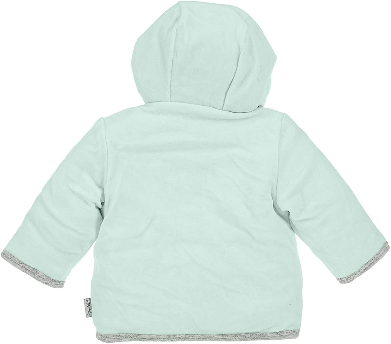 Sterntaler Baby-Jungen Kapuzenpullover