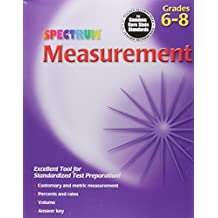 Measurement, Grades 6 - 8