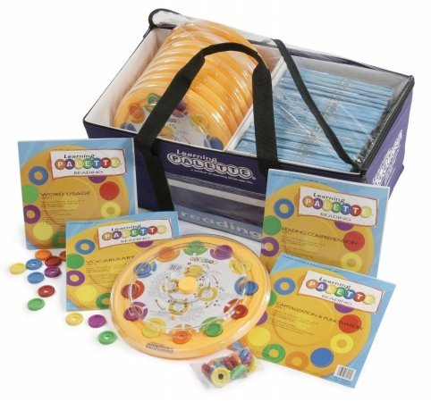 (Learning Wrap-Ups Learning Palette Reading Resource Kit)