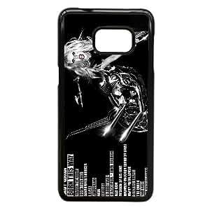 Samsung Galaxy Note 5 Edge Phone Case Black Lady-Gaga NLG7832768
