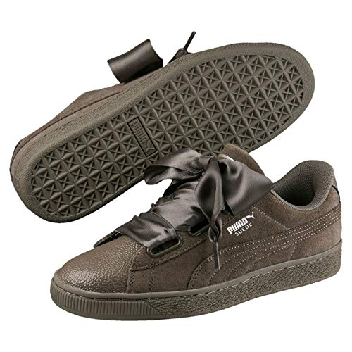 Bungee Sneakers Suede Wn's Puma Basses Heart Femme Bubble Cord ZqcUw