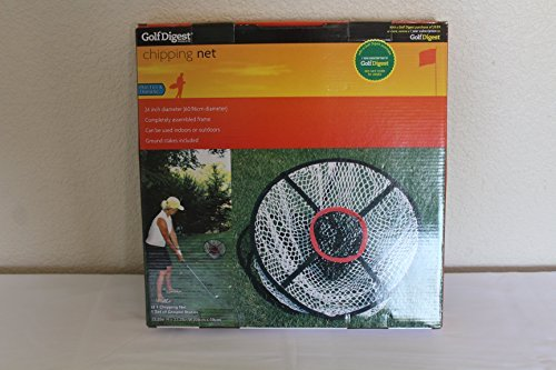 Golf Digest Practice & Training Chipping Net 24