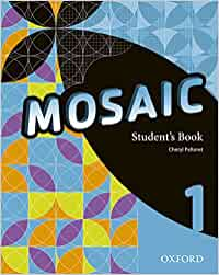 Mosaic 1. Student's Book - 9780194666107: Amazon.es